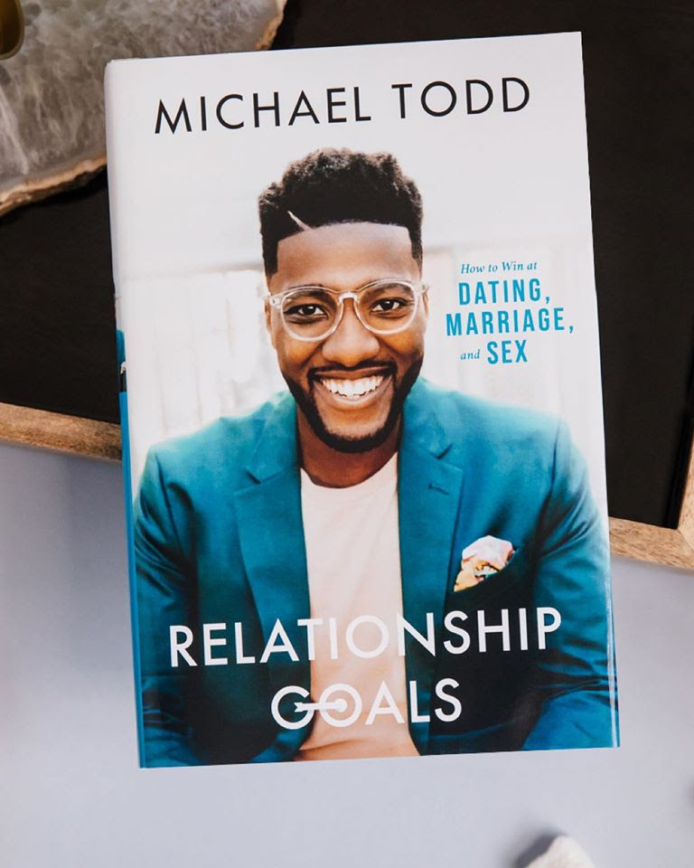 P3 Young Adults Bible Study, Michael Todd Relationship Goals Book Cover image