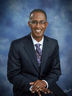 Bishop Claude R. Alexander, Jr. photo