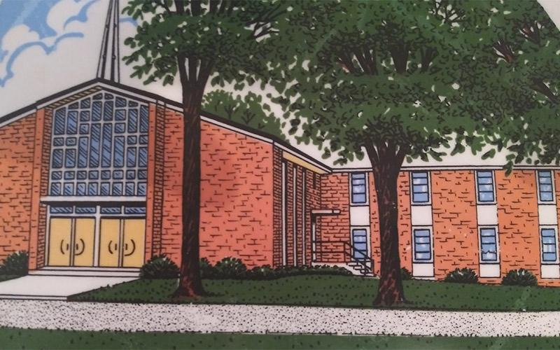 Myers Park Baptist Church illustration