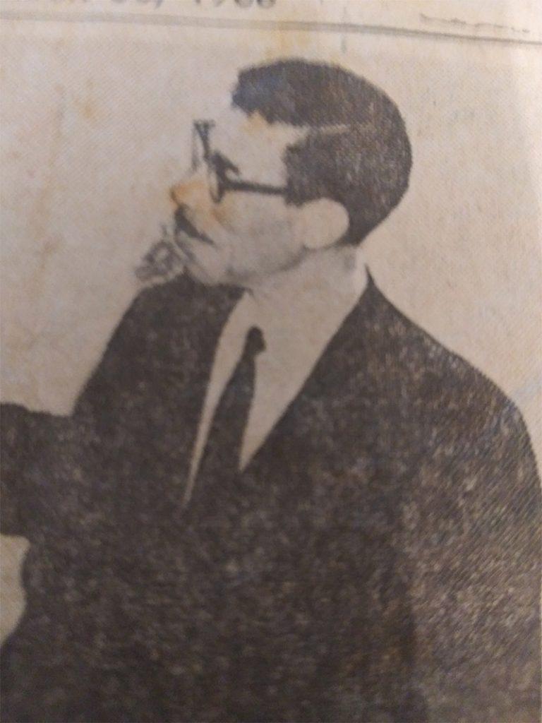 Rev. Talmadge A. Watkins photograph