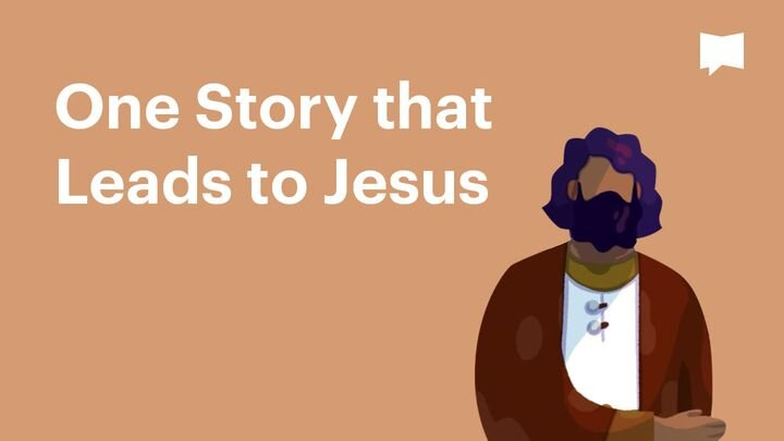 2021 Bible Reading Plan: One Story that Leads to Jesus
