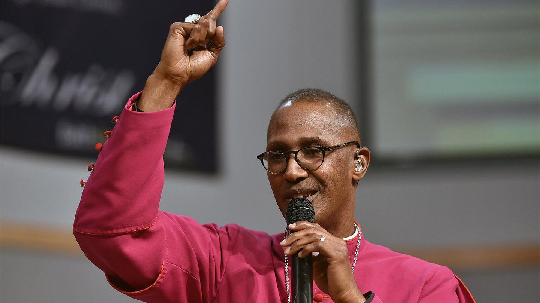 Celebrating Bishop Alexander's 40 Years in Ministry
